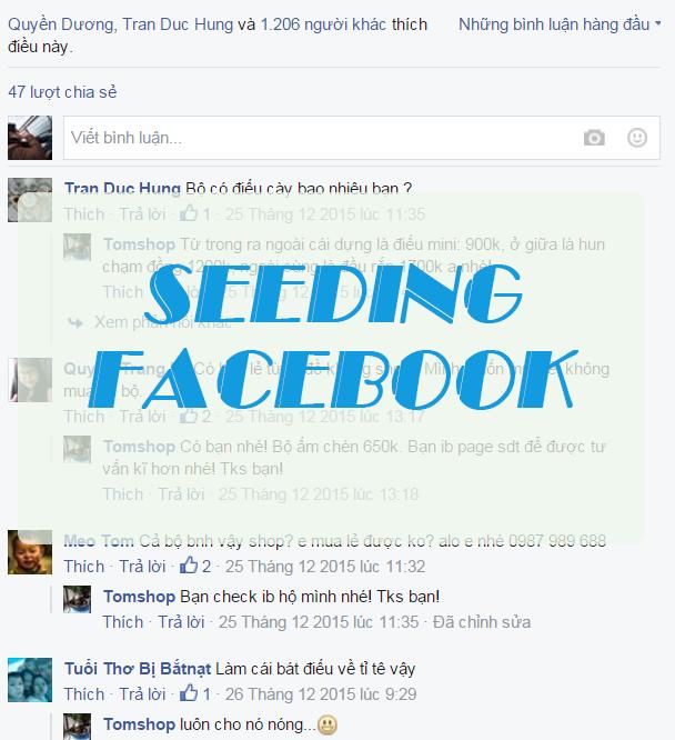 Hướng dẫn SEEDING bài viết trên Page Facebook bằng công cụ