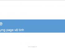 Xây dựng Page vệ tinh Facebook và cách sử dụng