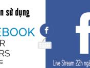 Live Stream : Hướng dẫn sử dụng Power Editor